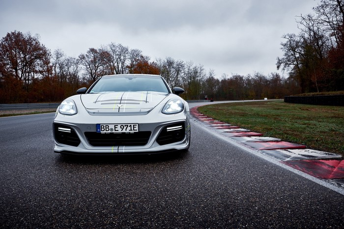 tech art Panamera Turbo S E-Hybrid 760 HP