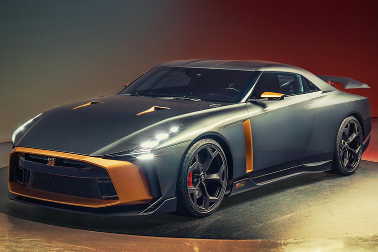 Nissan GT-R50 Italdesign