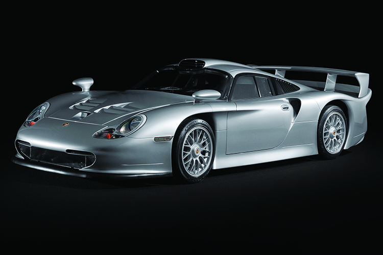 Porsche 911GT1 Straßenversion / پورشه