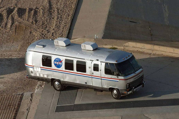 Airstream Astrovan