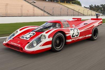 بهترین خودروهای مسابقهای در تاریخ پورشه