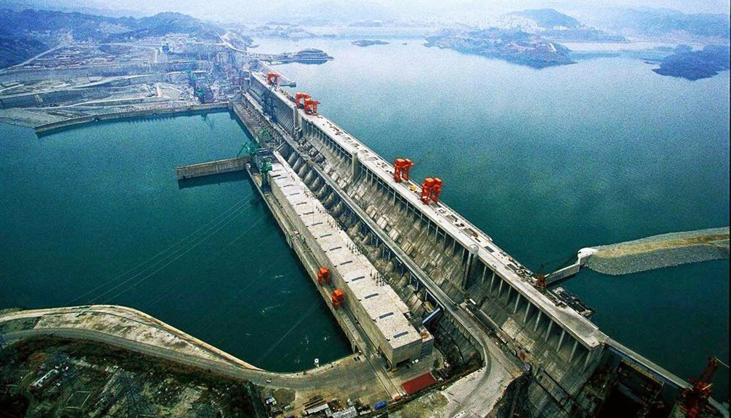 سد سه دره three gorges dam