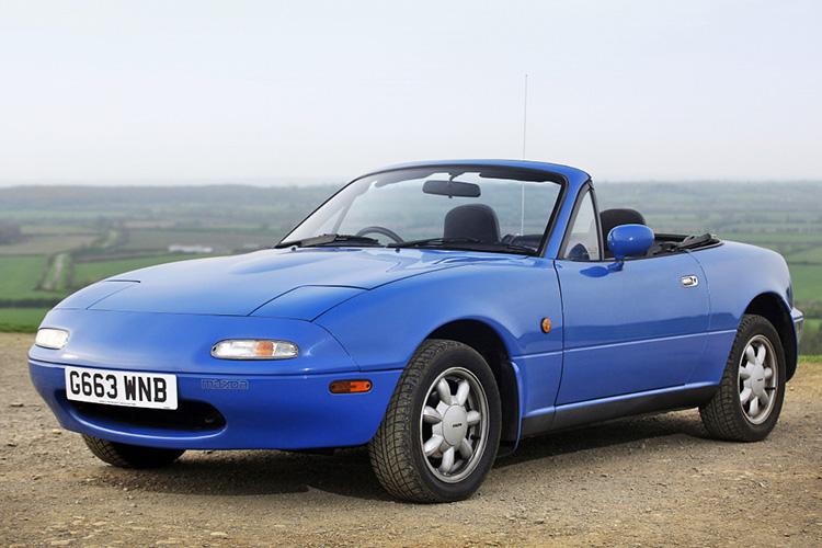 Mazda mx5 miata classic