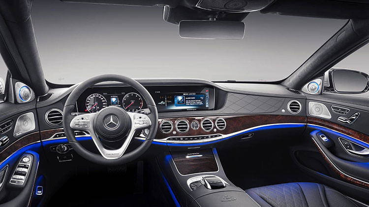 2019 Mercedes-Maybach S-Class / مرسدس میباخ S‌ کلاس سدان