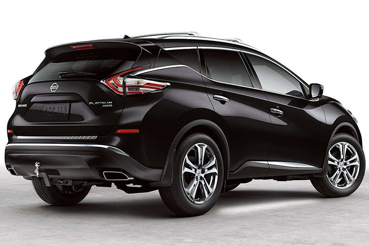 Nissan Murano / نیسان مورانو