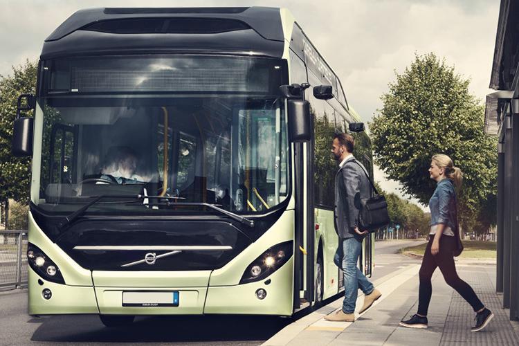 نسل جدید اتوبوس الکتریکی ولوو معرفی شد