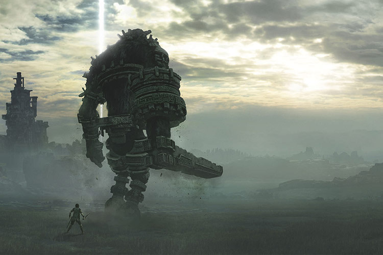 بررسی بازی Shadow of the Colossus