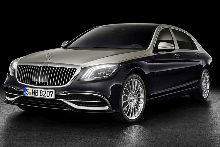 Mercedes Maybach S650 / مرسدس میباخ