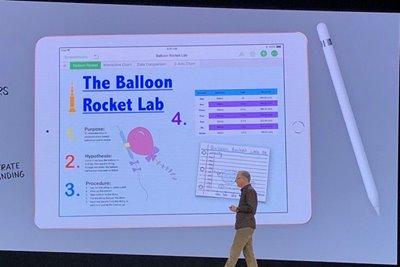 اپل نسخه جدید نرم افزار اداری iWork را با پشتیبانی از اپل پنسل معرفی کرد