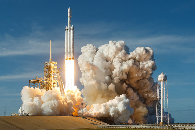 فالکون هوی / Falcon Heavy