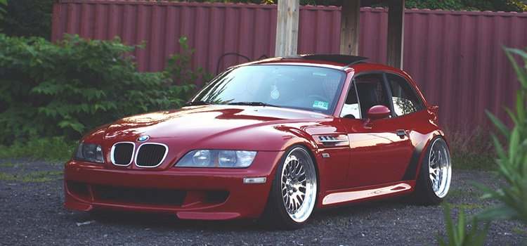 BMW Z3 Coupe / بی ام و Z3 کوپه