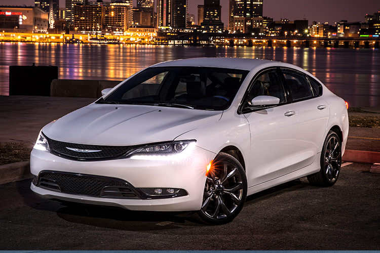 Chrysler 200 / کرایسلر