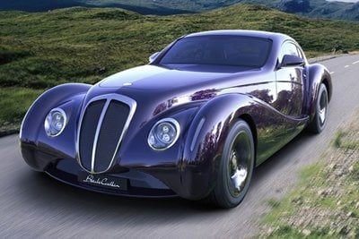 خودروهای زیکلات با پیشرانهی شورولت کوروت تولید میشوند