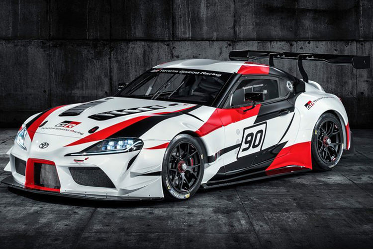 GR Supra Racing Concept / تویوتا سوپرا