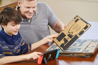 هر آنچه که باید در مورد Nintendo Labo بدانیم