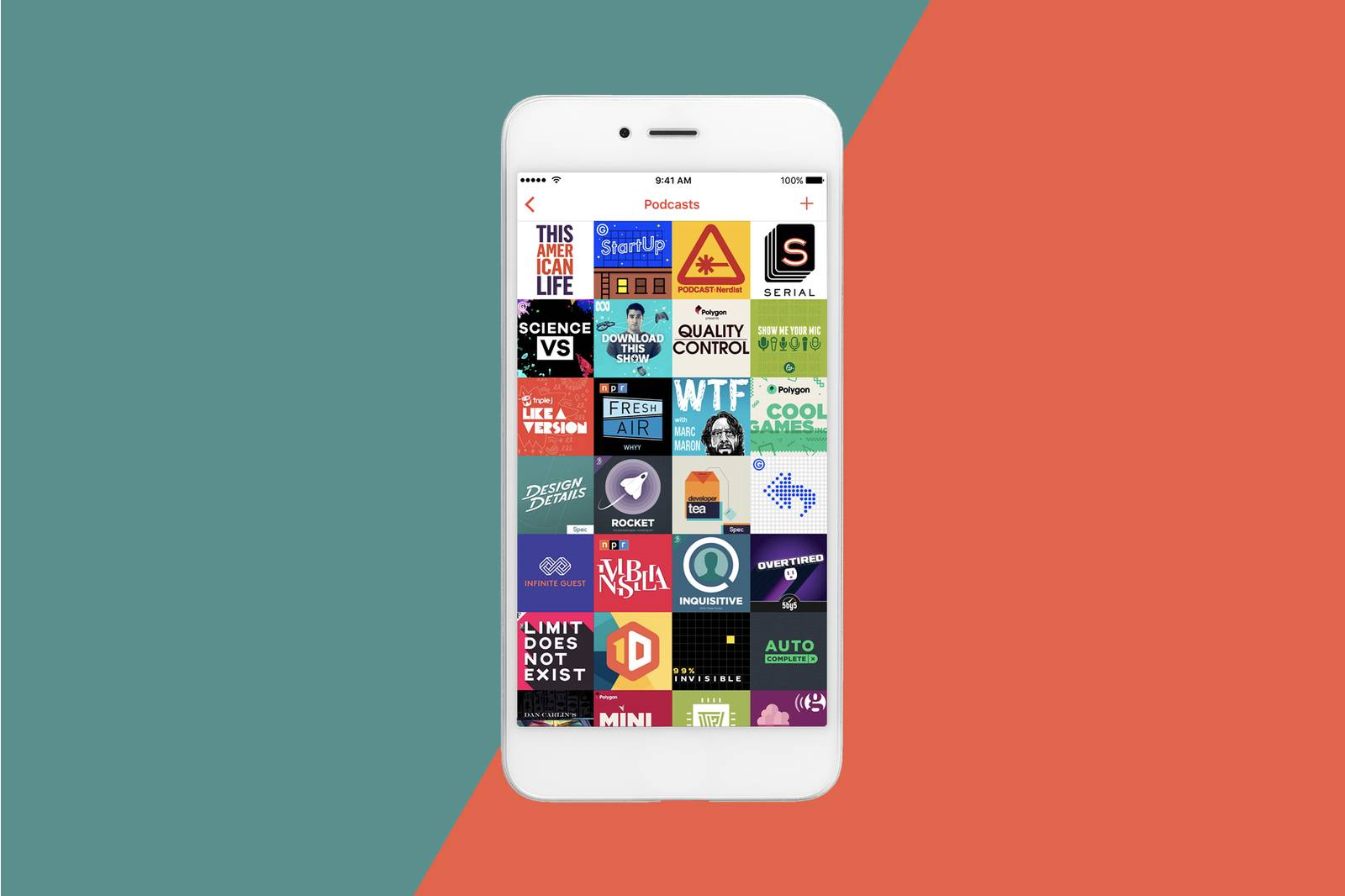 pocket casts app podcast