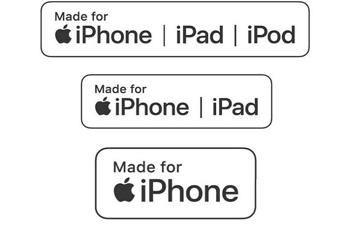 آرم جدید اپل برای MFI Program