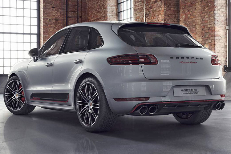 "Porsche Macan Turbo ""Exclusive Performance Edition"