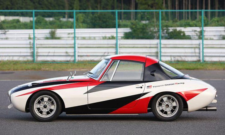 Toyota Sports 800 / خودروی مسابقهای تویوتا اسپرتس 800