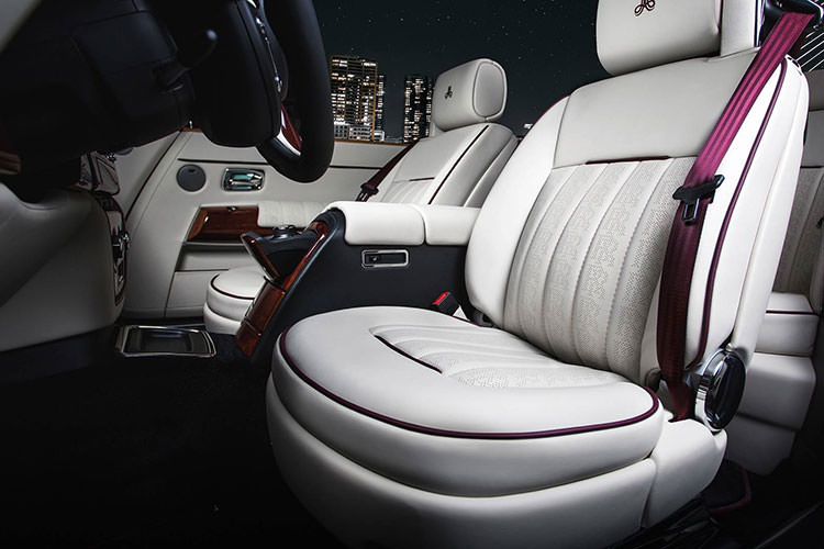 Rolls-Royce Phantom Drophead Coupe / کوپه کروک رولزرویس فانتوم