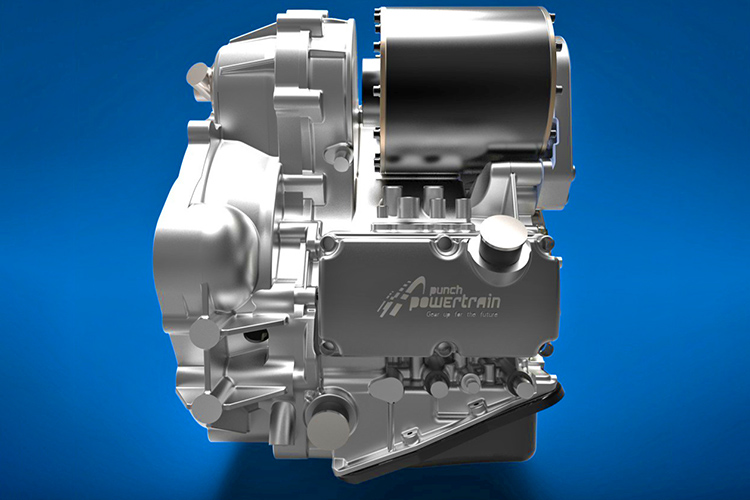 punch gearbox engine