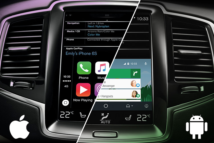 Android Auto / اندرویداتو