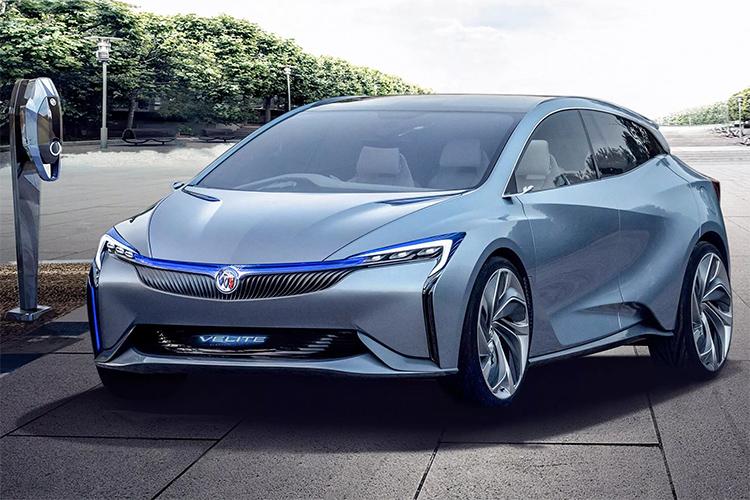 بیوک ویلایت 6؛ خودروی الکتریکی تولید چین