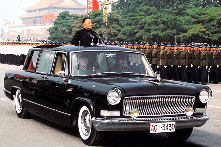 hongqi red flag