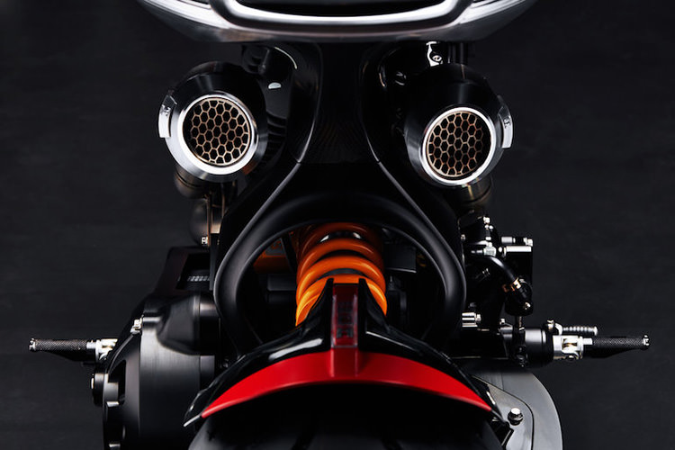 Arch Motorcycle Method 143 / موتورسیکلت آرچ متد 143