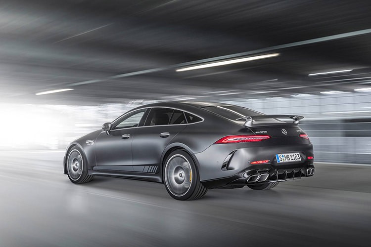 Mercedes-AMG GT 63 S Edition 1 / کوپه مرسدس AMG GT 63 S