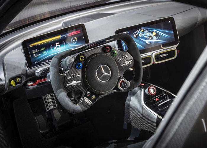مرسدس بنز AMG پروژه یک / Mercedes Benz AMG Project One