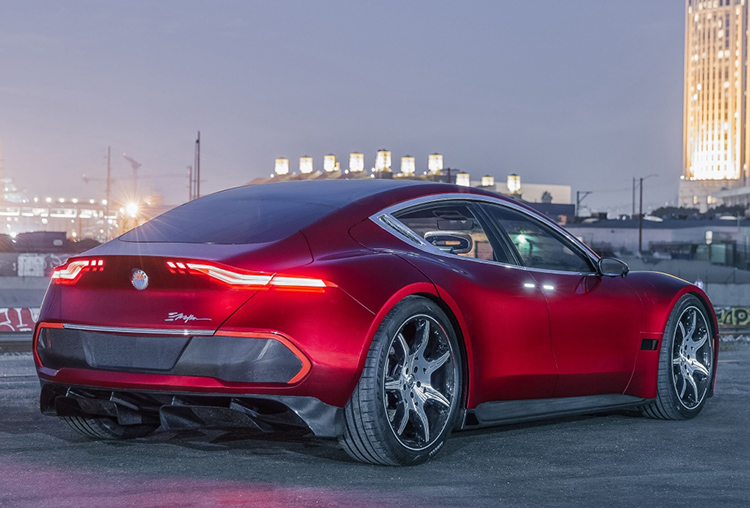2019 Fisker EMotion
