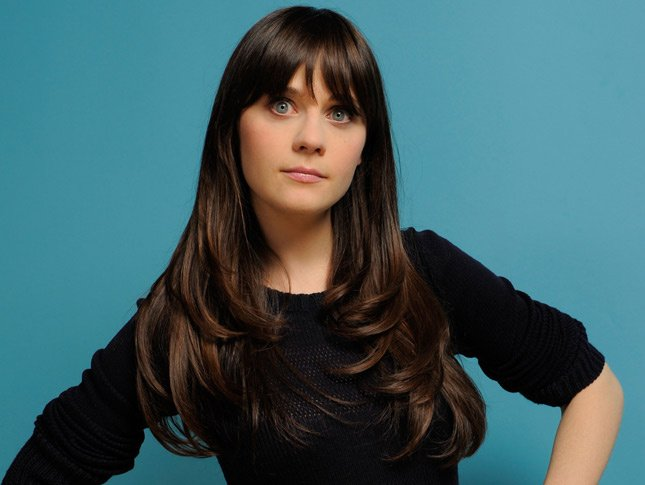Zooey deschannel / زوئی دیشنل