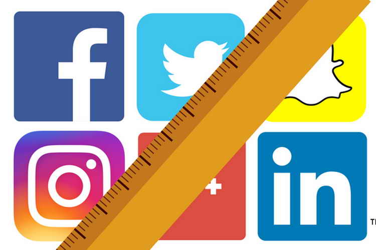 Social media measuring tools