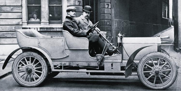 Rolls-Royce  henry royce charles rolls
