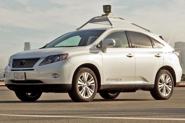 Lexus autonomous