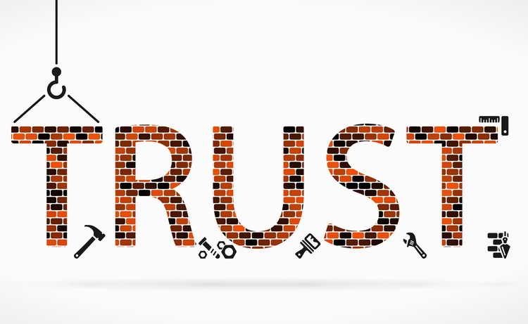 Increase trust
