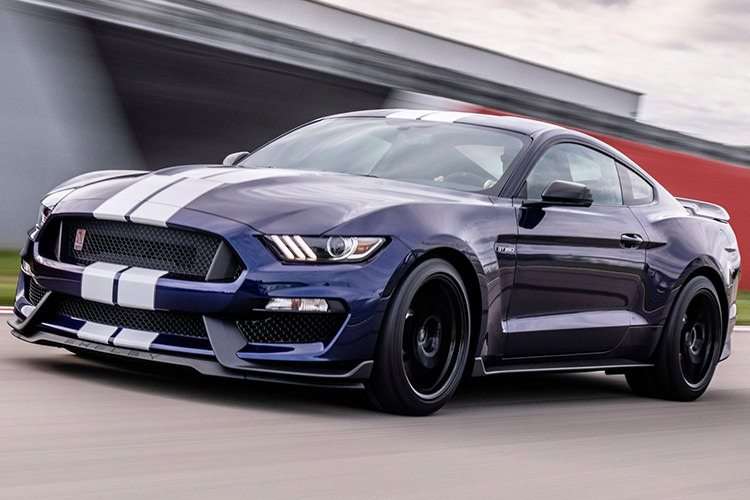 Ford Mustang Shelby GT350 / فورد موستانگ