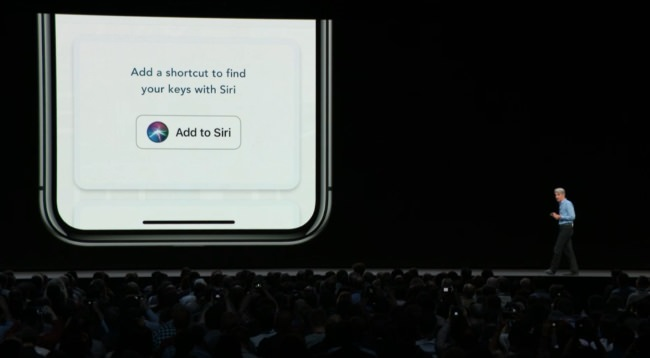 Siri Custom Voice Actions