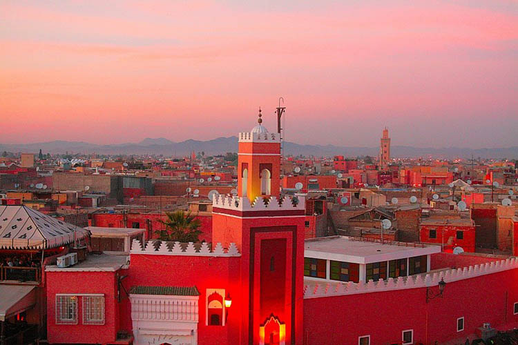 مراکش کجاست؟