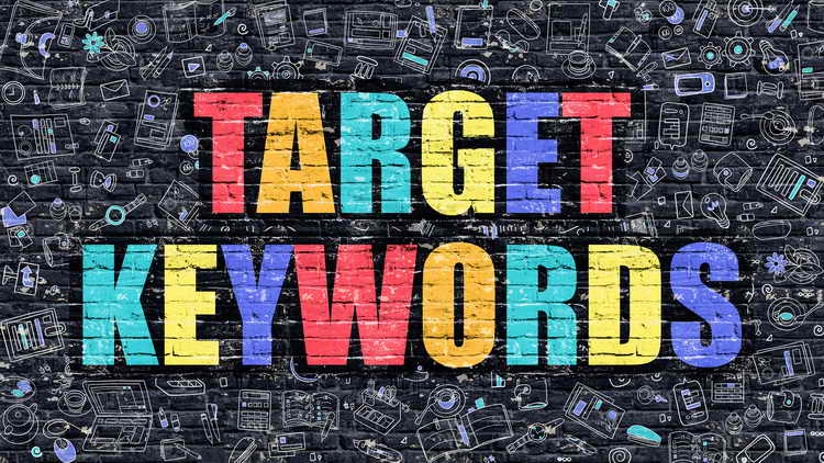 Keyword Targeted Content