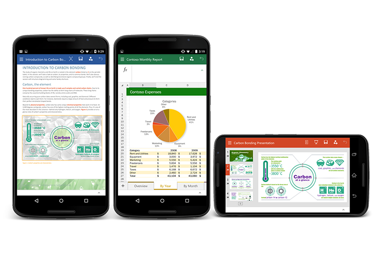 آفیس اندروید / Android Microsoft Office
