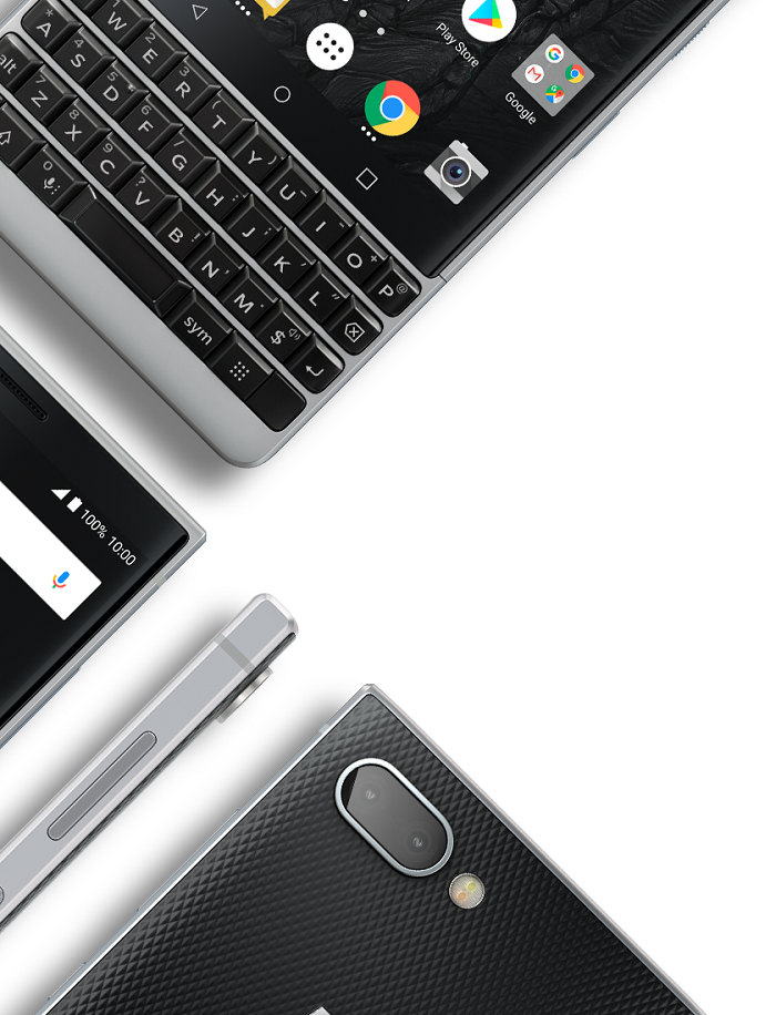 BlackBerry Key2 / بلک بری کی 2