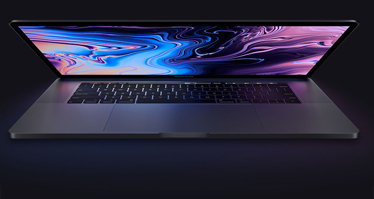 مکبوک پرو 2018 اپل/apple macbook pro 2018