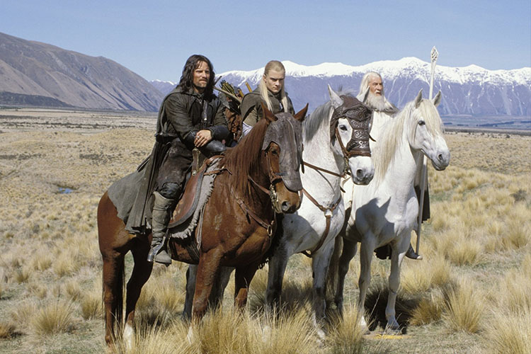نقد فیلم The Lord of the Rings: The Two Towers