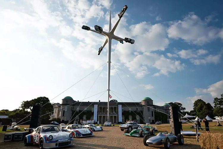 Goodwood 2018 Porsche / پورشه گودوود