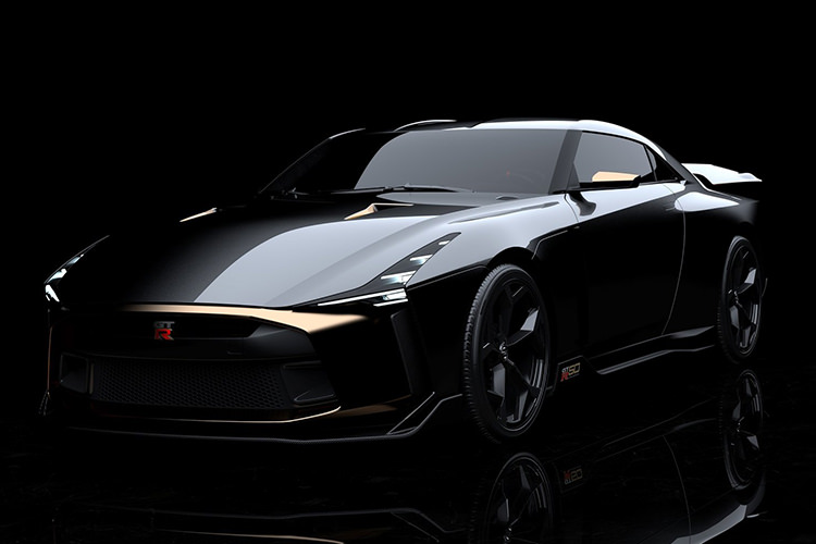 Nissan GT-R 50 Italdesign
