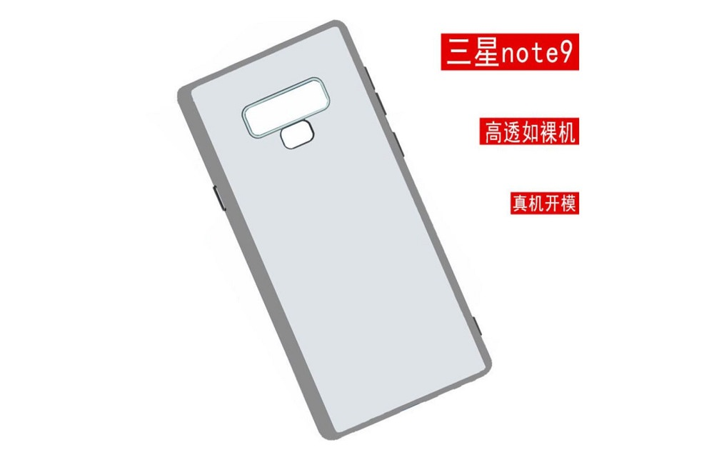 Galaxy Note 9 Cover