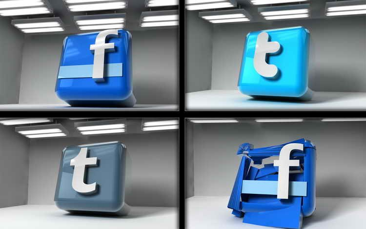 Facebook and Twitter Earnings