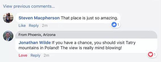 فیسبوک / Things in Common